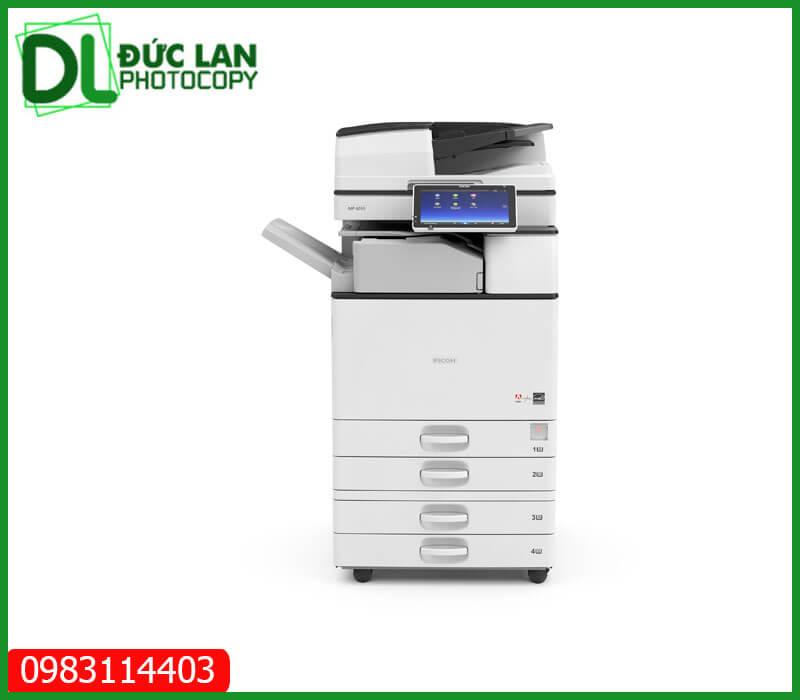 Cho thuê máy photocopy Aficio MP 3555