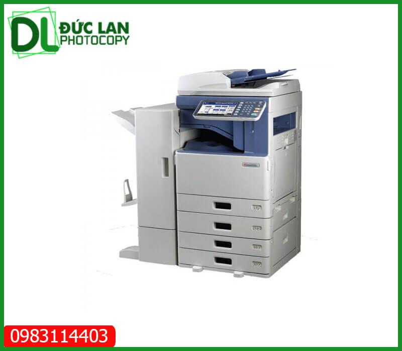 Cho thuê máy photocopy màu Toshiba 2550c