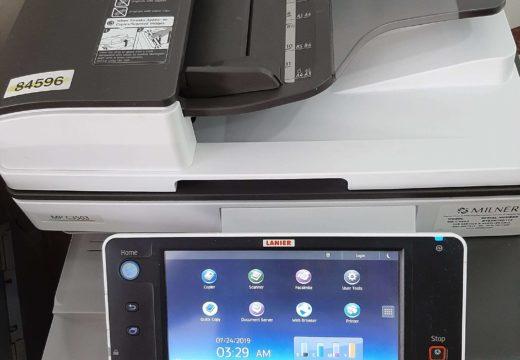 Cho thuê máy photocopy in laser màu