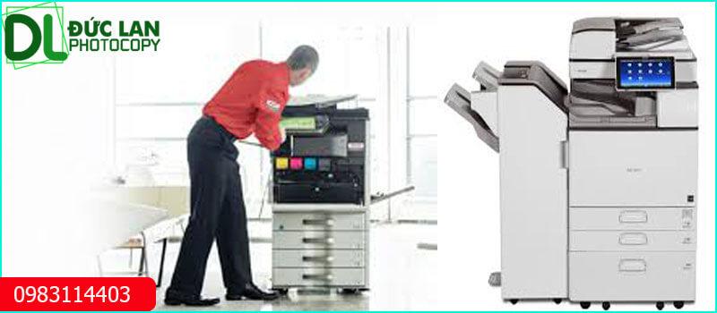 Dịch vụ cho thuê máy tại Linh Dương nhanh chóng, xử lý sự cố nhanh nhất