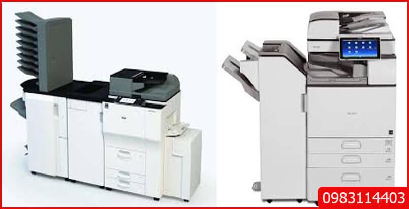 Thuê máy photocopy tại quận Bình Thạnh
