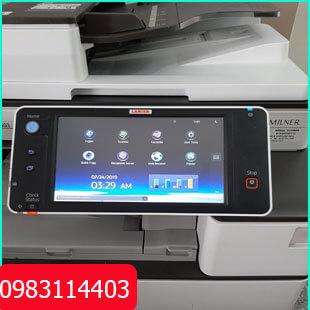 Cho thuê máy photocopy RICOH tại quận 10