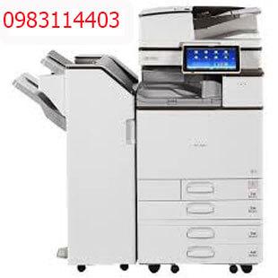 Máy photocopy Ricoh nhiều tính năng scan màu in hai mặt