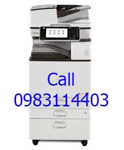 Cho thuê máy photocopy màu nguyên kho