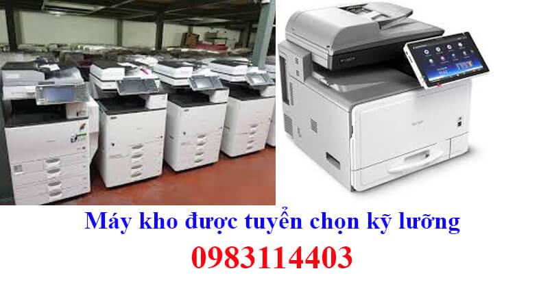 Máy photocopy nhập khẩu chất lượng tương đương máy mới