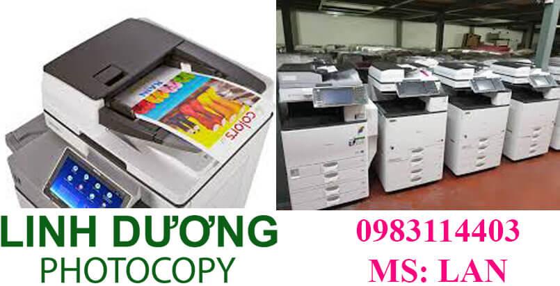 Thuê máy photocopy tại huyện LONG THÀNH , NHƠN TRẠCH - ĐỒNG NAI giá rẻ