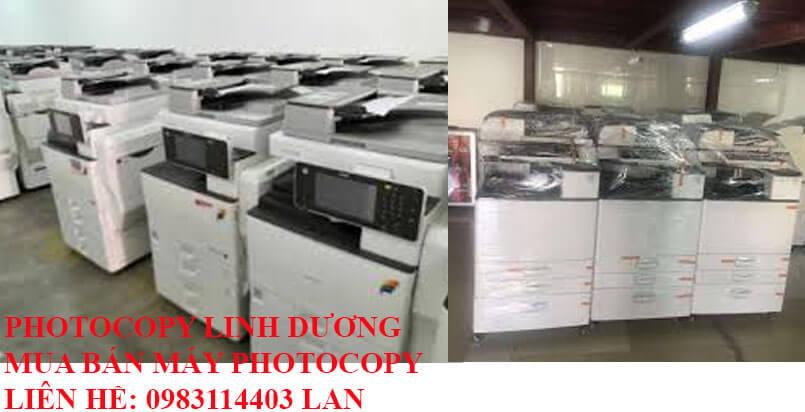 Photocopy LINH DƯƠNG chuyên bán máy photocopy giá kho rẻ nhất tp.HCM