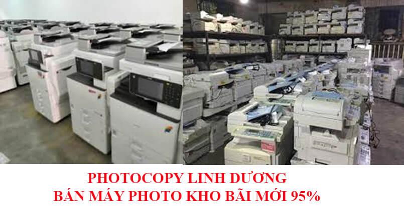 Bán máy photocopy RICOH kho bãi chính hãng giá rẻ tại TPHCM