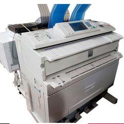 Bán máy photocopy RICOH A0 MP W3601 giá rẻ