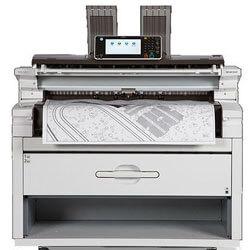 Bán máy photocopy RICOH A0 MP W6700 giá rẻ