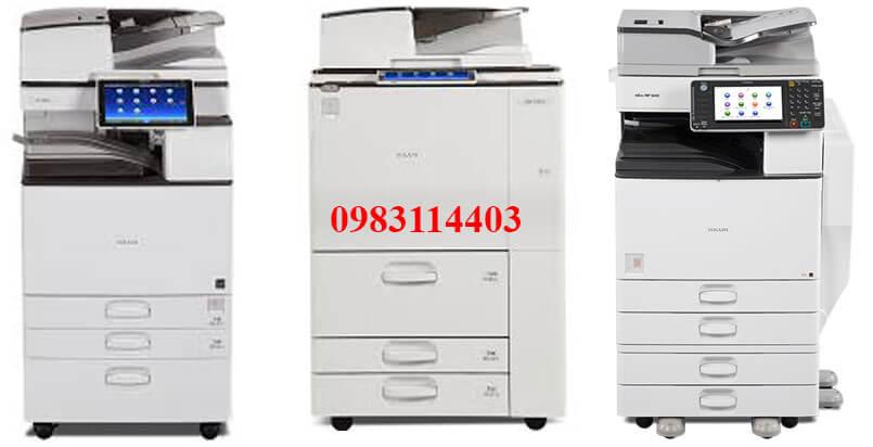 Bán máy photocopy tại tỉnh Long An uy tín, chất lượng