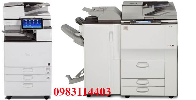 Bán máy photocopy tại Bà Rịa Vũng Tàu uy tín