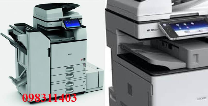 Bán máy photocopy Bình Dương bảo hàng 2 năm