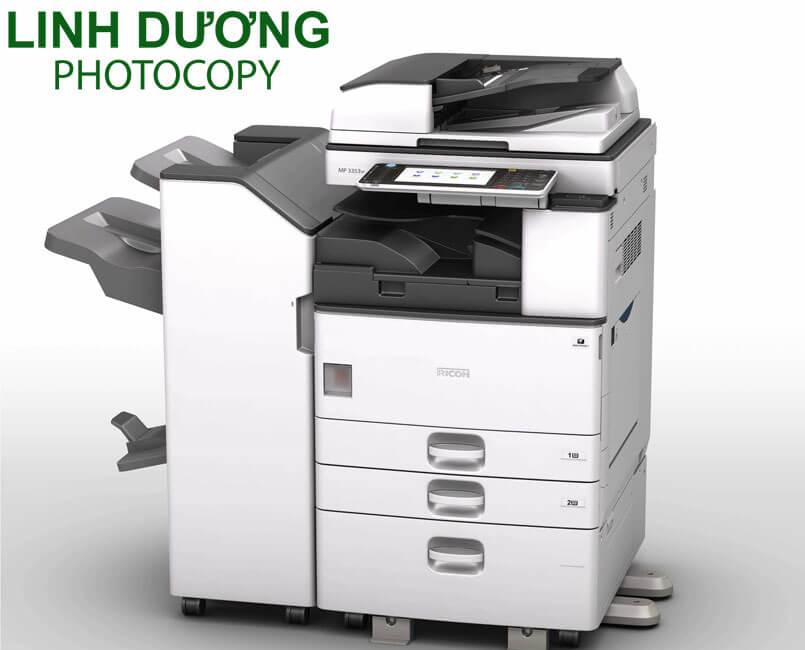 Bán máy photocopy quận 11 miễn phí vận chuyển