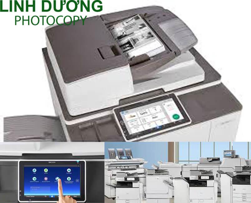 Bán máy photocopy quận 12 giá ưu đãi