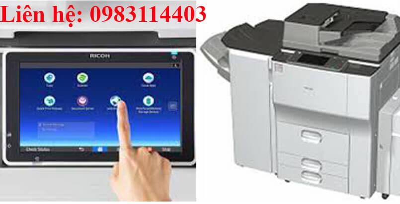 Bán máy photocopy quận Gò Vấp chất lượng nhập khẩu