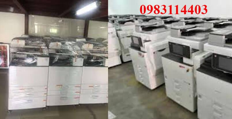 Bán máy photocopy quận Tân phú nhập khẩu