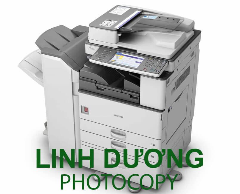 Bán máy photocopy quận 9 nhập khẩu