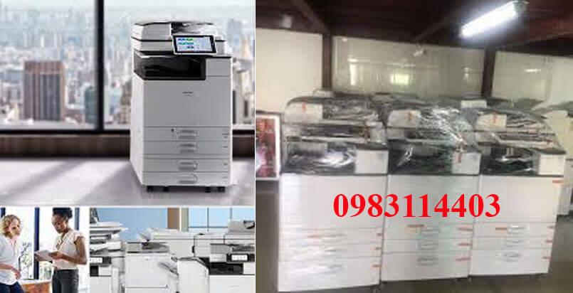 Thuê máy photocopy Bình Thuận uy tín