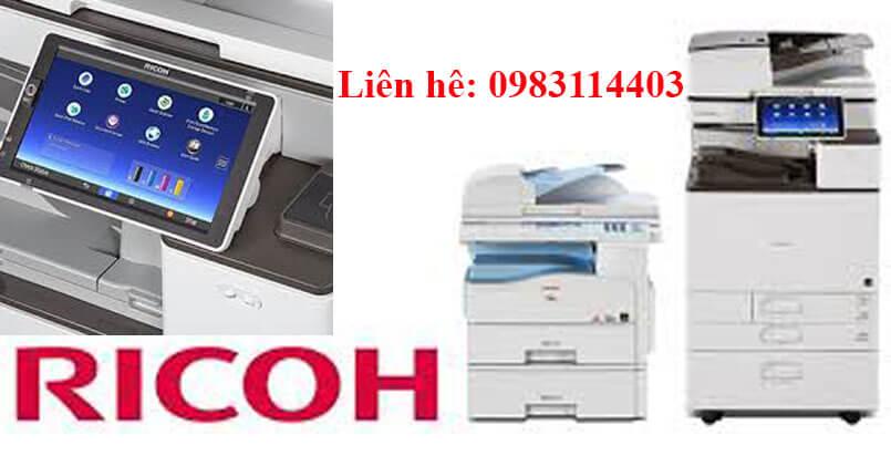 Thuê máy photocopy TP.Thủ Dầu Một uy tín