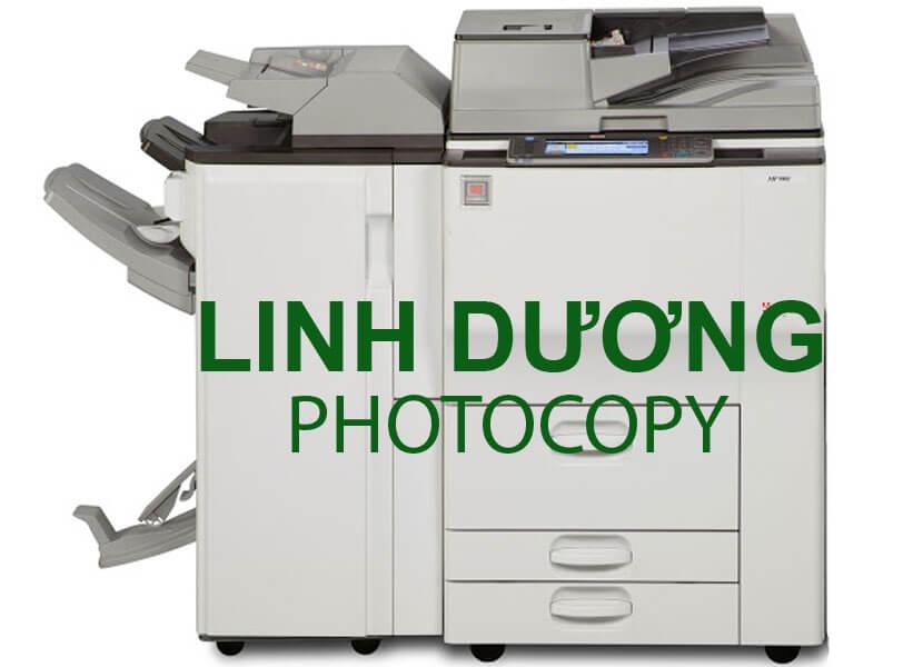 Thuê máy photocopy quận 3 đa dạng mẫu mã