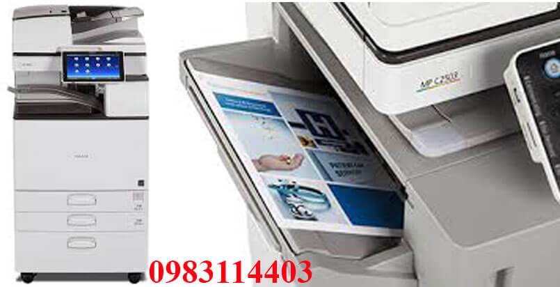 Thuê máy photocopy thành phố Đồng Xoài Bình Phước giá rẻ