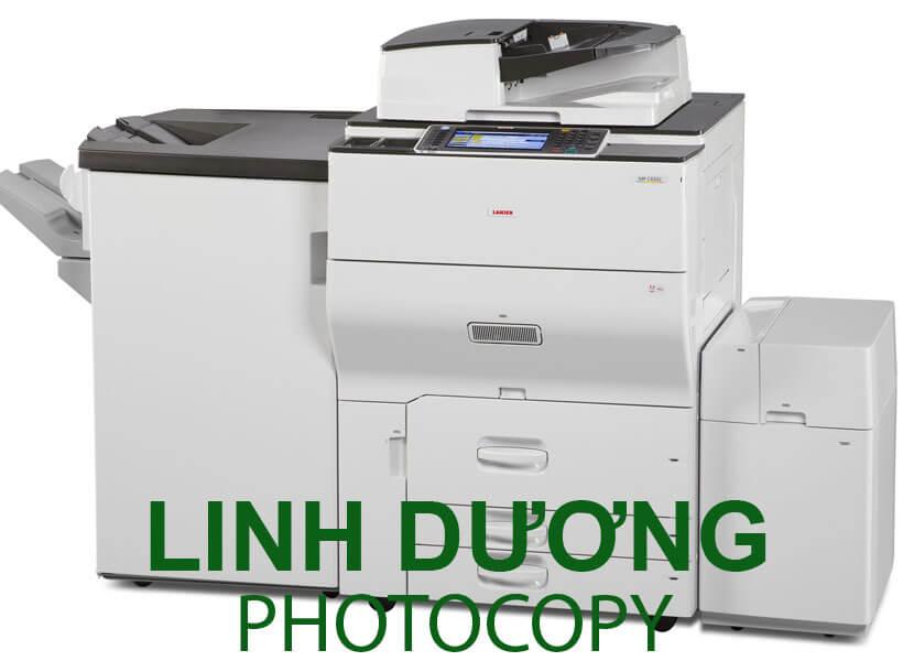 Bán máy photocopy Cần Giờ miễn phí giao máy