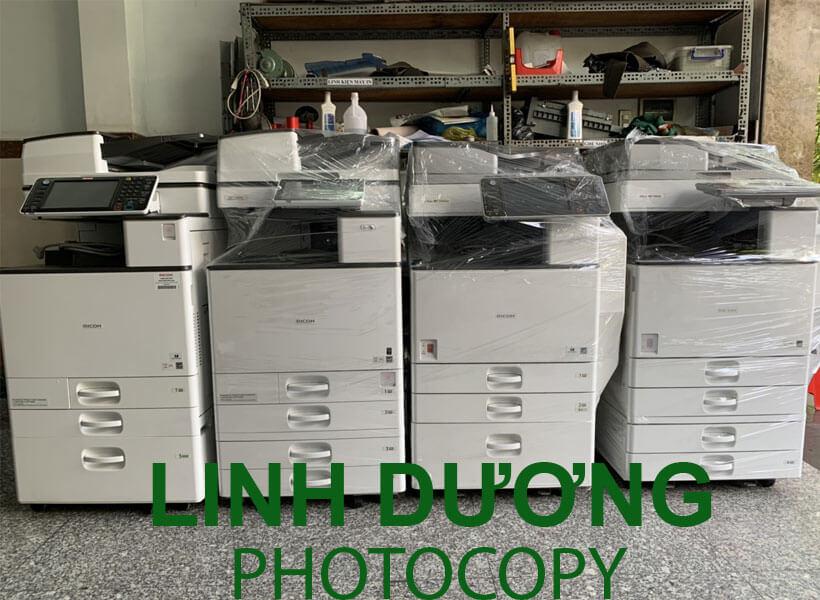 Bán máy photocopy Nhà Bè bảo hành 2 năm
