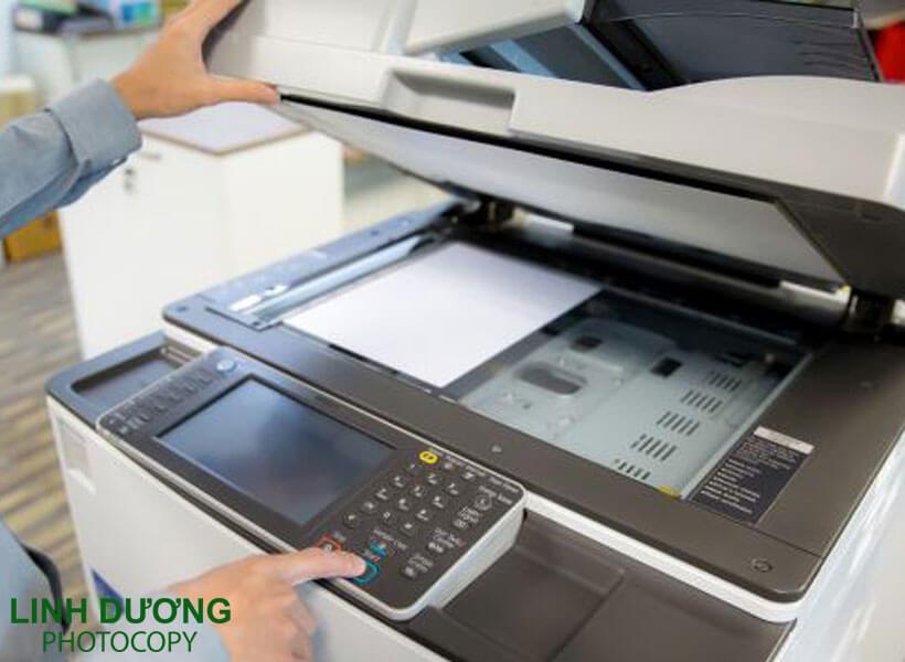 Bán máy photocopy quận 2 vận chuyển tận nơi