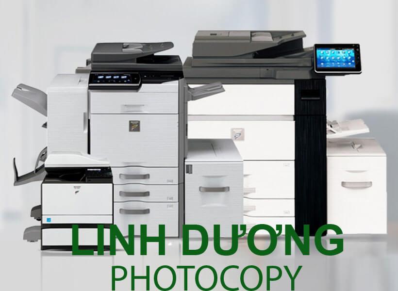 Bán máy photocopy quận 3 miễn phí vận chuyển