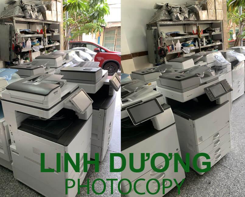 Bán máy photocopy quận 7 nhập khẩu