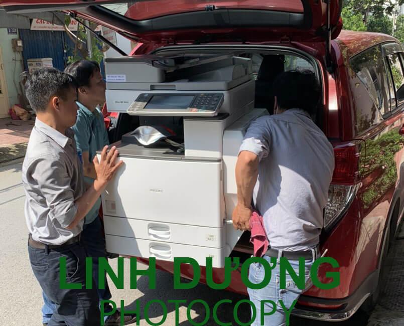 Nhận đại tu tất cả các máy photocopy tại quận Bình Thạnh