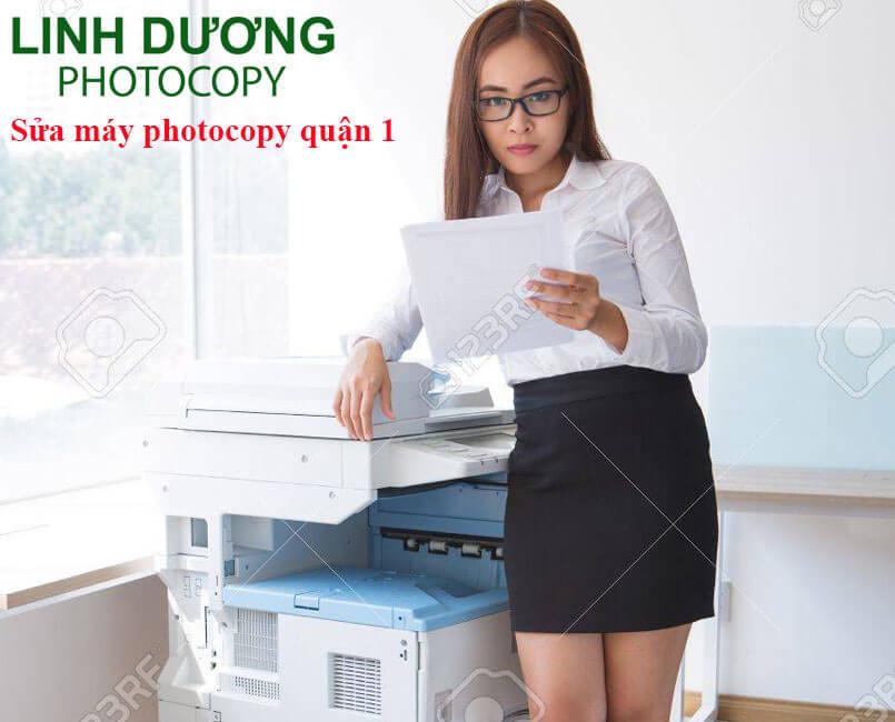 Photocopy Linh Dương sửa máy photocopy quận 1 có bảo hành
