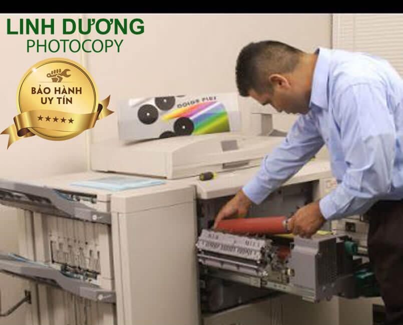 Chuyên sửa máy photocopy quận 7 uy tín