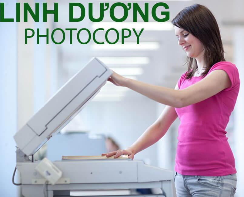 Dịch vụ cho thuê máy photocopy huyện Thống Nhất Đồng Nai