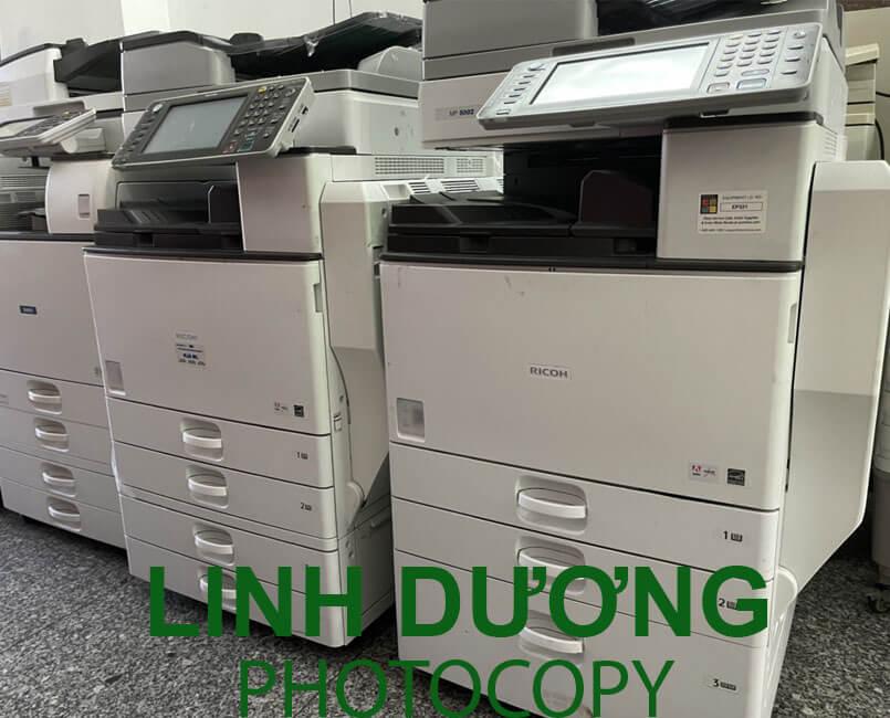 Bán máy photocopy uy tín nhất tại Đồng Nai