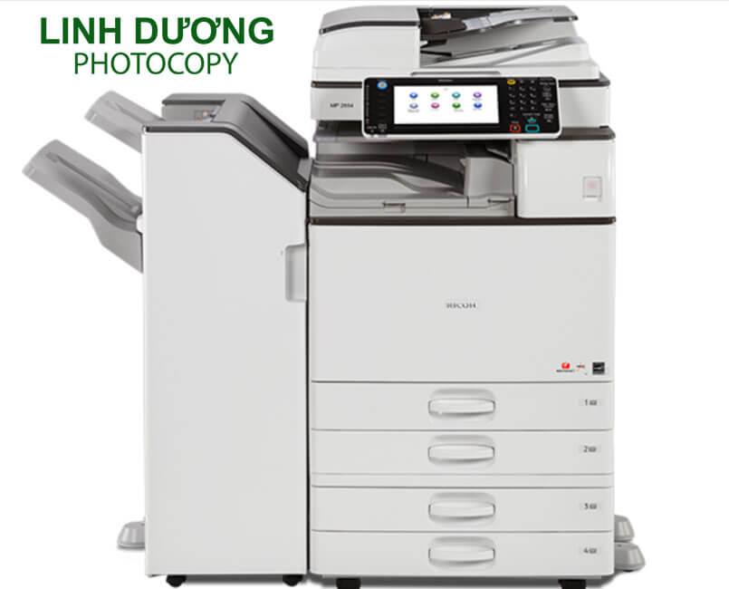Máy photocopy Ricoh mp 2554, mp 3054, mp 3554 nhập khẩu mới 95%
