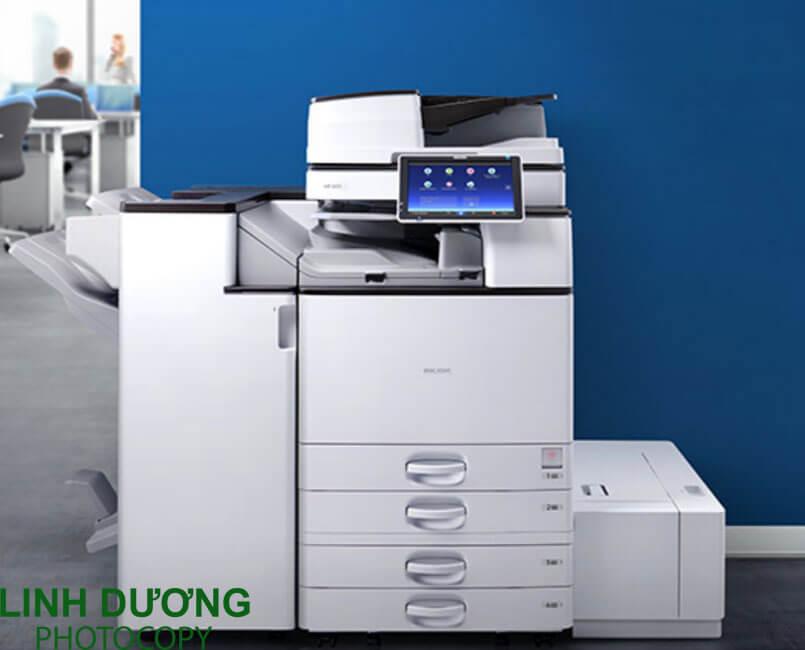 Máy photocopy Ricoh mp 4055, mp 5055, mp 6055 mới 95%