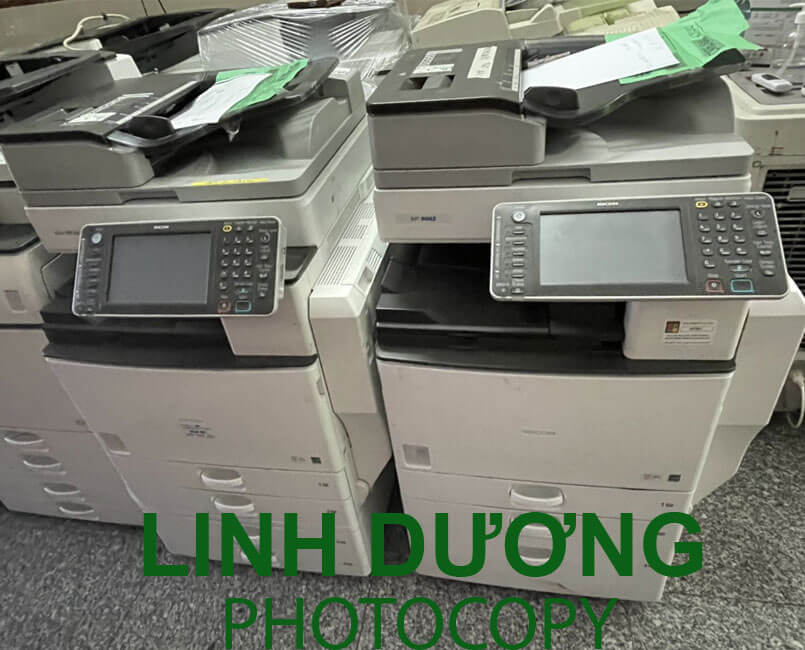 Bạn có nhu vcaauf mua máy photocopy Ricoh mp 5002, liên hệ ngay Photocopy Linh Dương