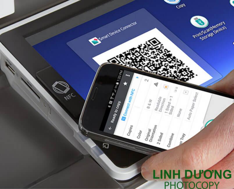 Máy photocopy Ricoh mp 4055 là thiết bị cần thiết trong văn phòng bạn