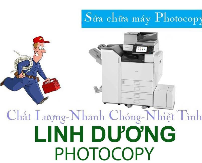 Linh Dương - Chuyên sửa máy photocopy uy tín tại quận Phú Nhuận
