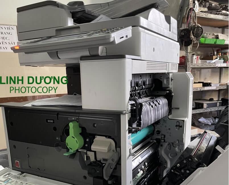 Dịch vụ sửa máy photocopy quận Bình Tân giá rẻ